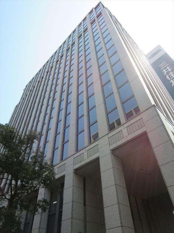 三井住友海上神戸ビル|神戸の貸事務所,賃貸オフィス 外観