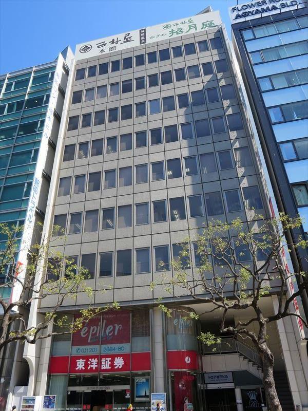 トロア神戸ビル 神戸の貸事務所,賃貸オフィス